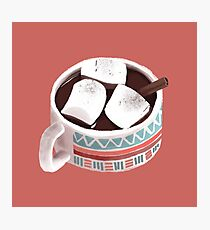 Hot Chocolate Photographic Print
