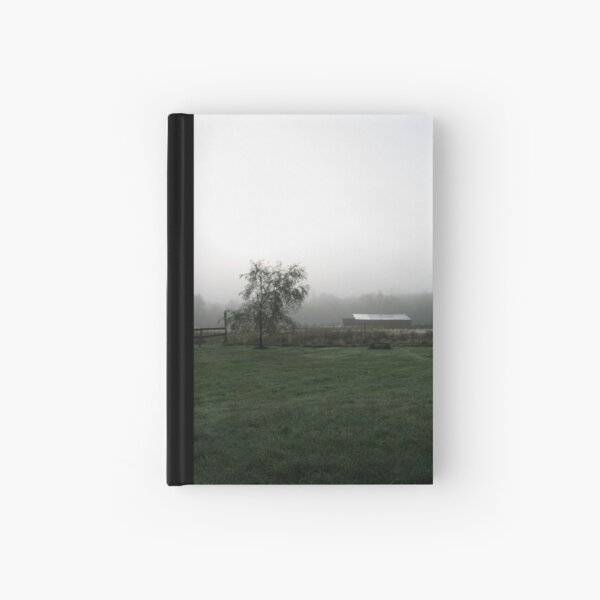A Very Different Morning Hardcover Journal