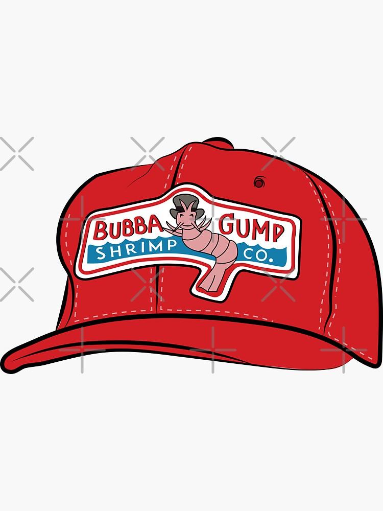 Forrest Gump - Bubba Gump Shrimp Co. Hat by shaylikipnis