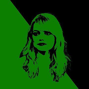 Emma Stone anarco-primitivista de Sclonder