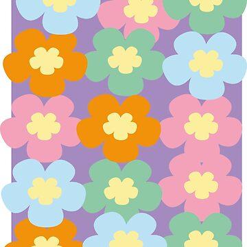 flowers by fun-tee-shirts