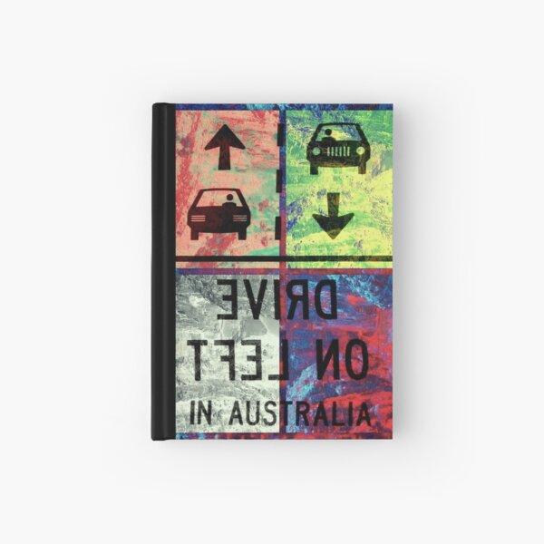 Australian drive Hardcover Journal