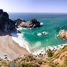 McWay Cove Big Sur by Mark Ramstead