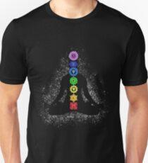 Chakra Circles Unisex T-Shirt