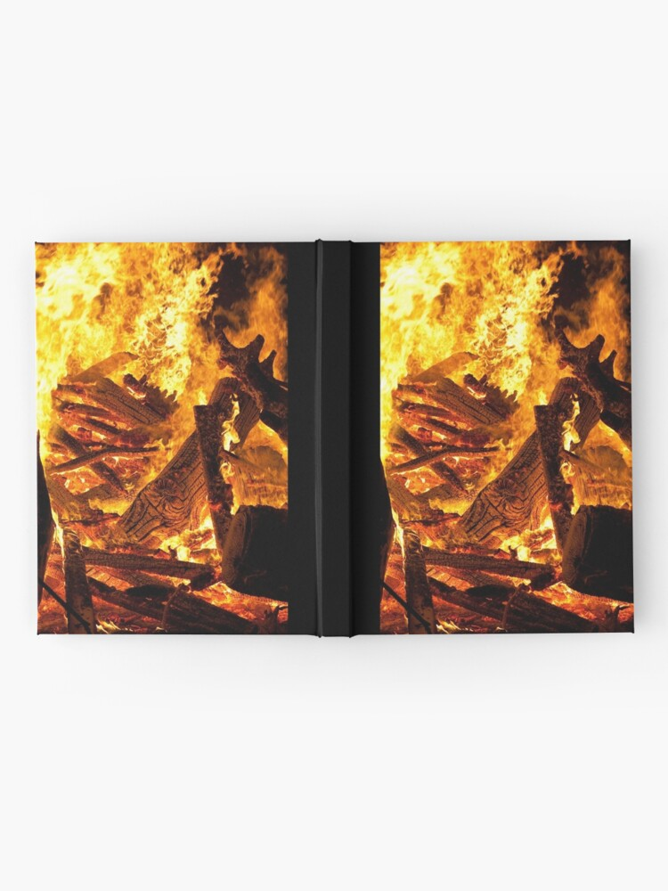 Alternate view of Feel the heat Hardcover Journal