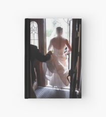 Cuaderno de tapa dura The Bride Steps In New Life Chapter