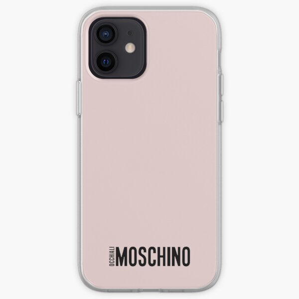 MOSCHINO Coque souple iPhone