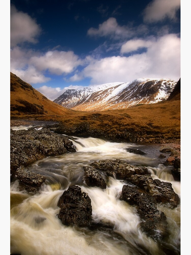 Glen Etive by tontoshorse