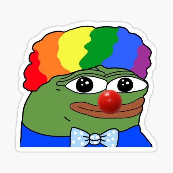 Honkler Pepe Sticker