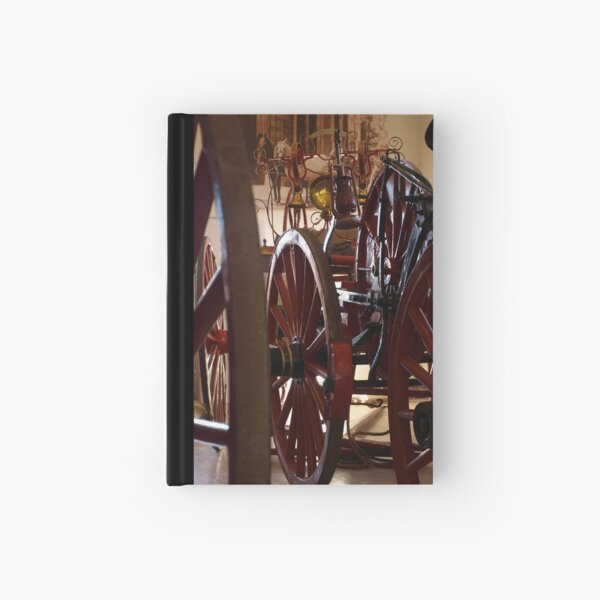 Wheel History II Hardcover Journal