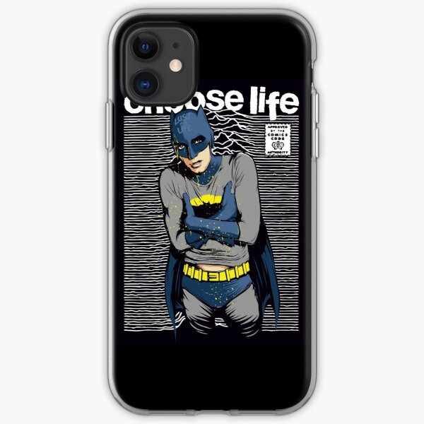 Choose Life iPhone Soft Case