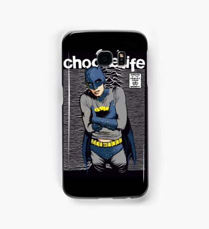 Choose Life Samsung Galaxy Case/Skin
