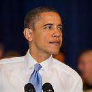 President Barack Obama: Strongsville, Ohio - March 15, 2010 by Bob  Perkoski