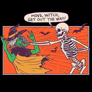 Bewegen Sie sich, Hexe von wytrab8