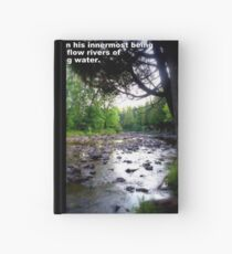 Flowing. Hardcover Journal
