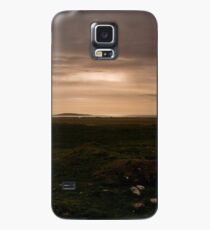 Berneray: Clach Mhor Standing Stone Case/Skin for Samsung Galaxy
