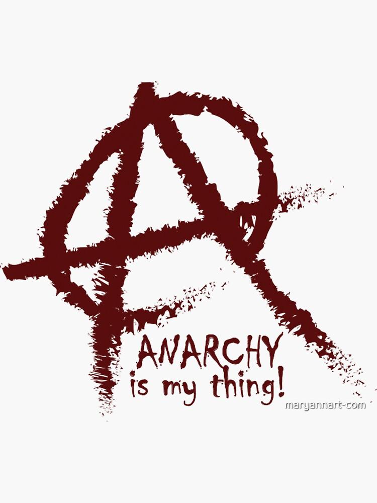 Anarchy  by maryannart-com