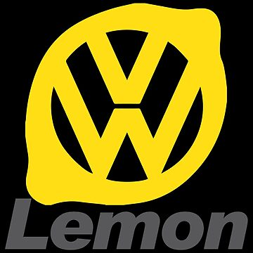 VW Lemon Car - Gray by parodywagon