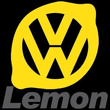 VW Lemon Car - Gray by parodywagon
