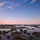 Moolooolaba Sunset by Melinda Kerr