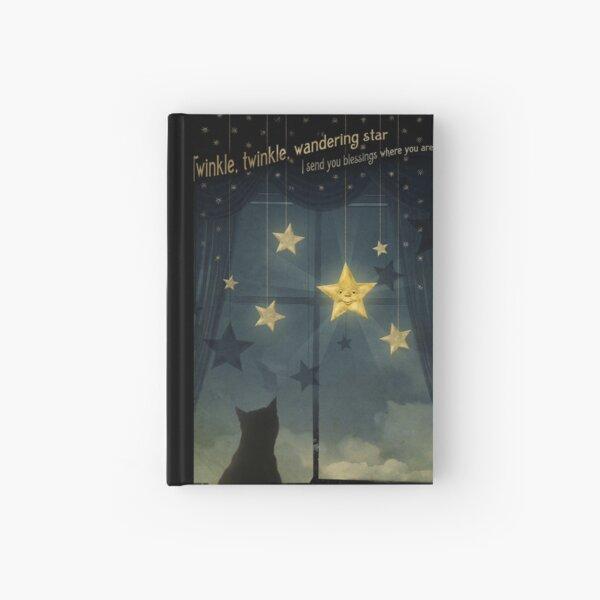 Twinkle, Twinkle Wandering Star... Hardcover Journal