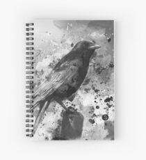 The Lookout Post Spiral Notebook