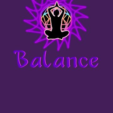 Women's ~ Balance: Meditation & sacred geometry by LeahMcNeir