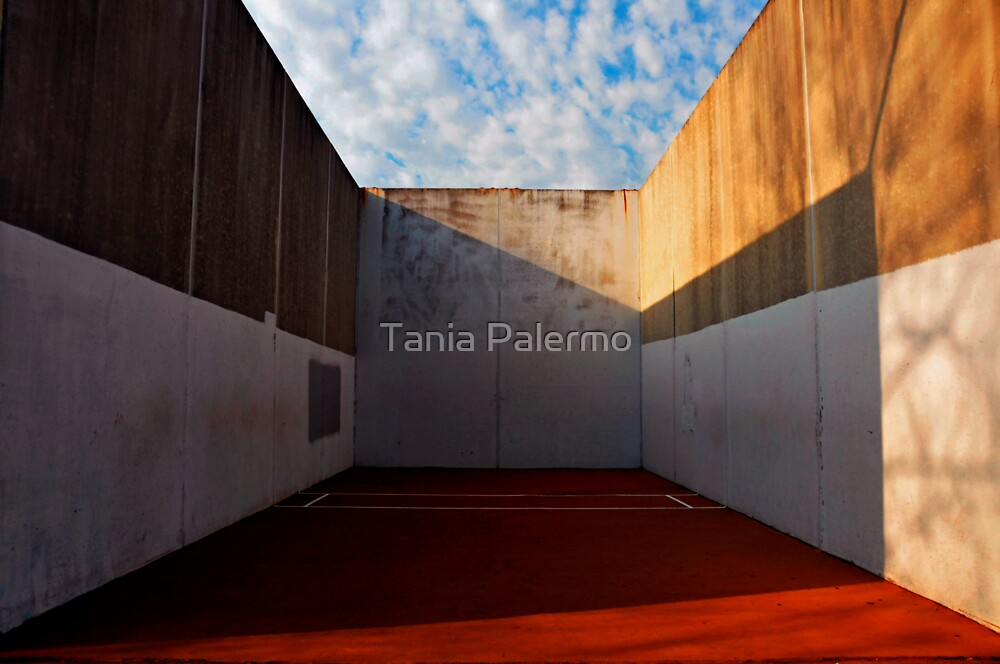 court by Tania Palermo