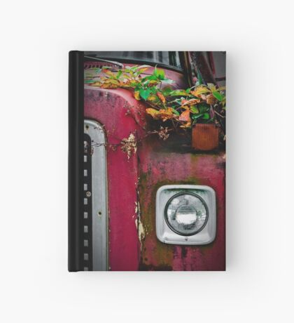 Old Beauty Hardcover Journal