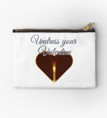Undress your Valentine Studio Clutch