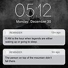 5 AM Motivational Reminder for Entrepreneurs by SuccessHunters