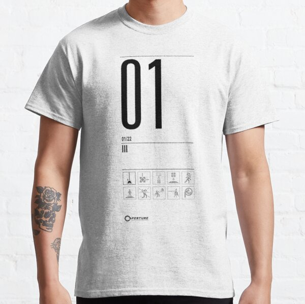 Portal Door Sign Classic T-Shirt