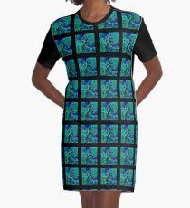 Liu An Gua Pian IV Graphic T-Shirt Dress