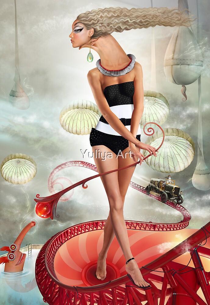 Chemistry Of Attraction by Yuliya Art