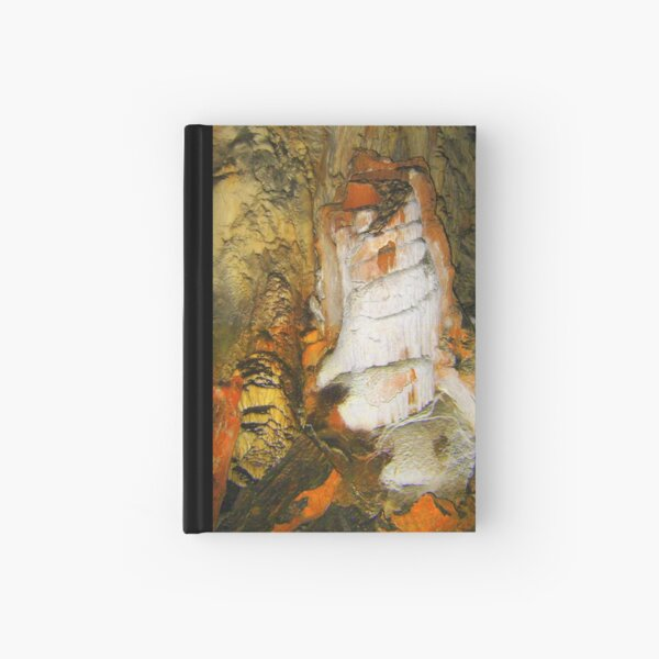 AMAZING WORLD OF CAVES Hardcover Journal