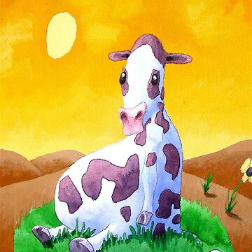 Moo Cow by jrutland
