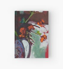 Marigolds Gone Wild Hardcover Journal