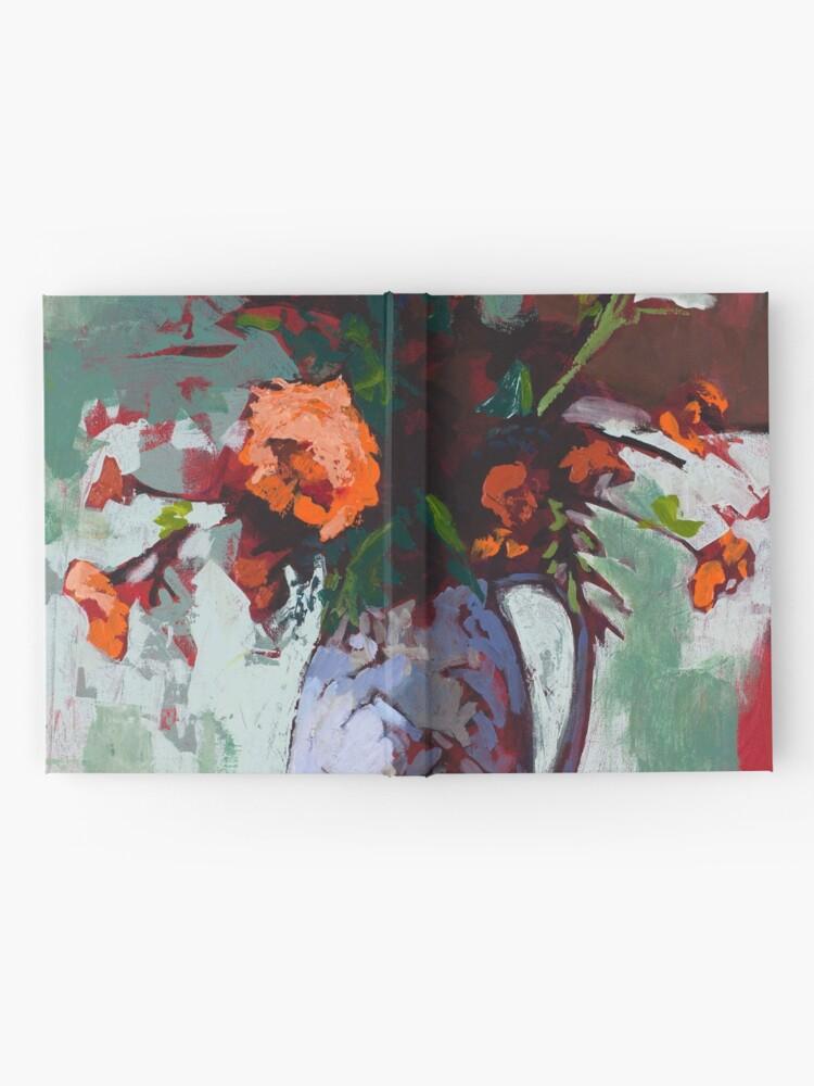 Alternate view of Marigolds Gone Wild Hardcover Journal