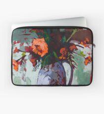 Marigolds Gone Wild Laptop Sleeve