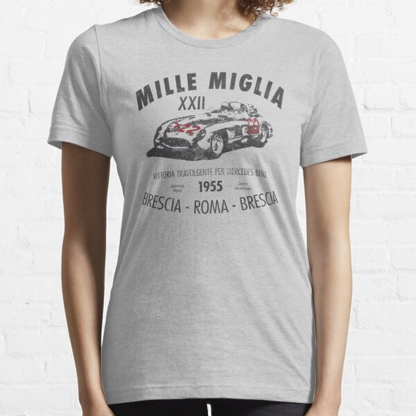Mille Miglia 1955 Essential T-Shirt