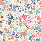 Ditsy Florals by abbilaura