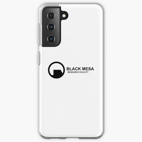 Black Mesa Samsung Galaxy Soft Case