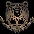 Warrior Society (Bear) by MelvinWarEagle