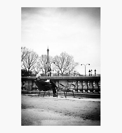 French touch Photographic Print