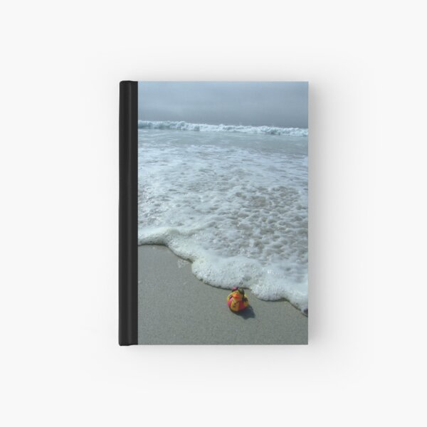 Duck Out of Water Hardcover Journal