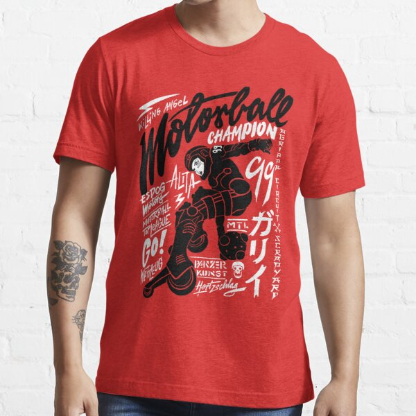 Motorball Alita Essential T-Shirt