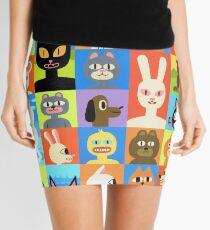 Critters Mini Skirt