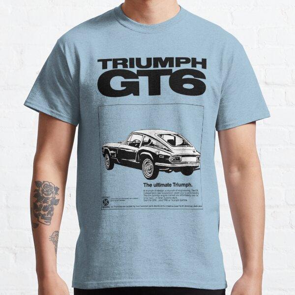 TRIUMPH GT6 T-shirt classique