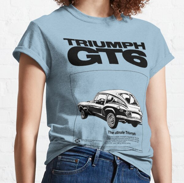 TRIUMPH GT6 Classic T-Shirt