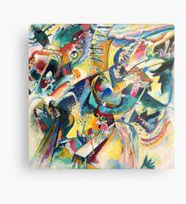 Improvisation Gorge, Wassily Kandinsky Metal Print